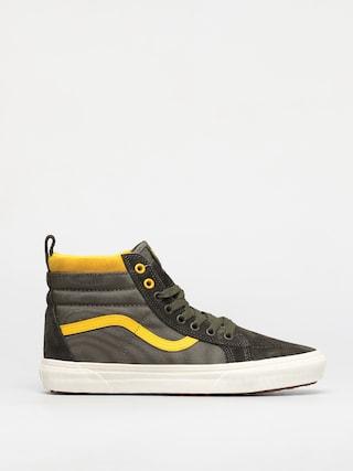 Vans Sk8 Hi Mte Shoes (grape leaf/lemon chrome)