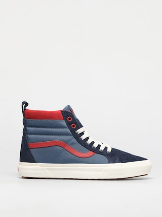 Vans Sk8 Hi Mte Shoes (navy/red)