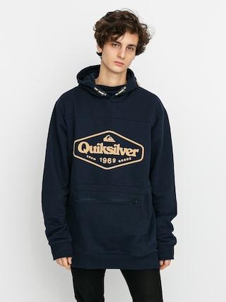 Quiksilver Big Logo Tech HD Active sweatshirt (navy blazer)