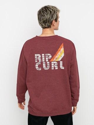 Rip Curl Surf Revival Sweatshirt (burgundy)