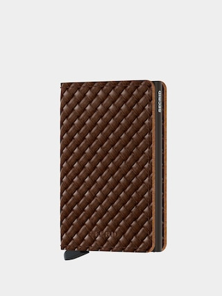 Secrid Slimwallet Wallet (basket brown)