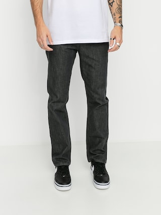 Volcom Solver Denim Pants (dark grey)