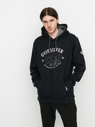 Quiksilver Big Logo Snow HD Active sweatshirt (true black)