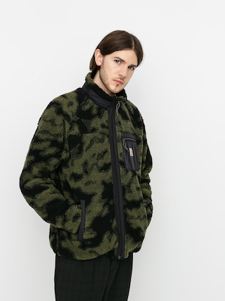 Carhartt WIP Prentis Liner Jacket (camo blur/green)