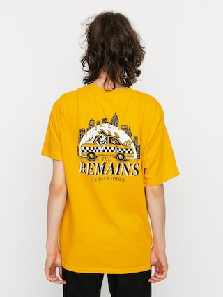 Element Taxi Driver T-shirt (old gold)