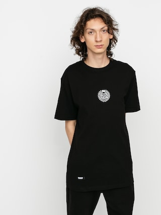 MassDnm Base Small Logo T-shirt (black)