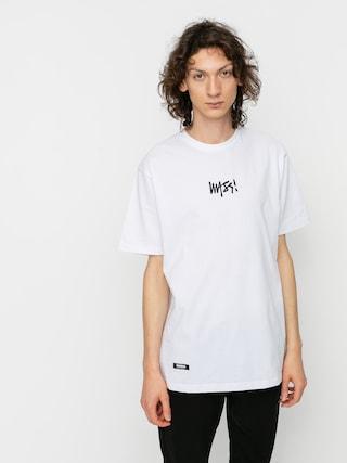 MassDnm Signature Small Logo T-shirt (white)