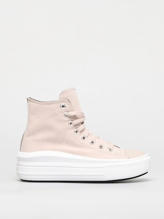 Converse Chuck Taylor All Star Move Shoes Wmn (silt red/black/white)
