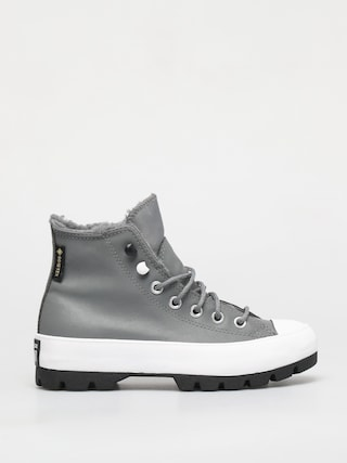 Converse Chuck Taylor All Star Lugged Winter Shoes Wmn (limestone grey/black/white)