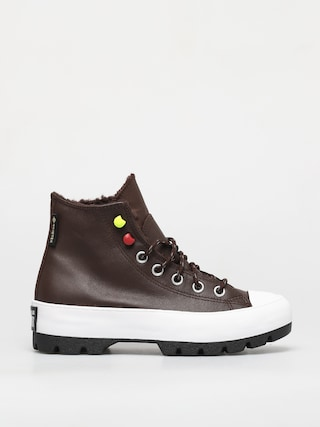 Converse Chuck Taylor All Star Lugged Winter Shoes Wmn (dark root/white/black)