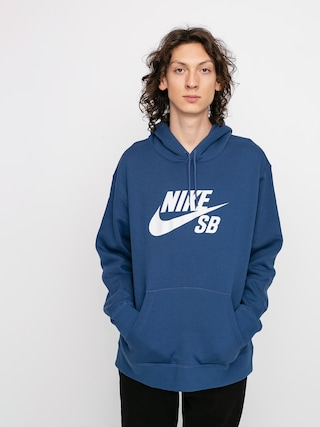 Nike SB Icon HD Hoodie (mystic navy/vast grey)