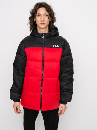 Fila Scooter Jacket (black/true red)