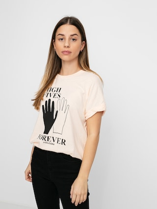 Volcom Breaknot T-shirt Wmn (light peach)