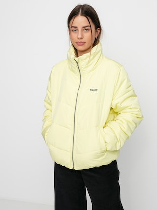 Vans Foundry V Puffer Mte Jacket Wmn (yellow pear)