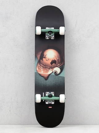 Globe G2 On The Brink Skateboard (halfway there)