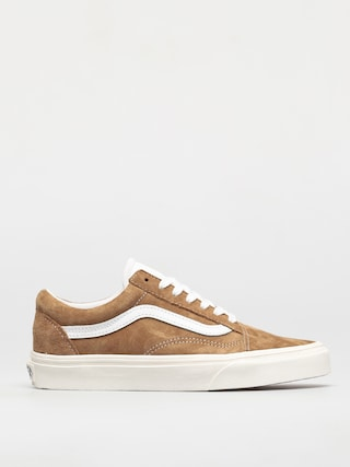 Vans Old Skool Shoes (pig suede/brwsugarsnwwht)