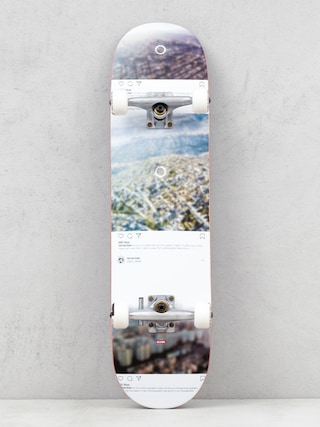 Globe G2 Sprawl Skateboard (metropolypse)