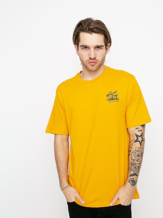 Element B Side T-shirt (old gold)