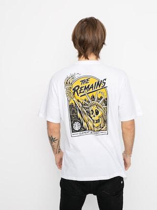 Element Liberty T-shirt (optic white)
