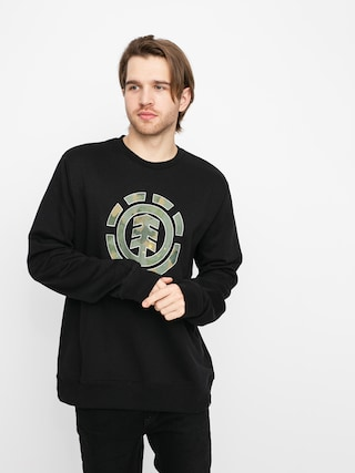 Element Water Camo Icon Fill Sweatshirt (flint black)