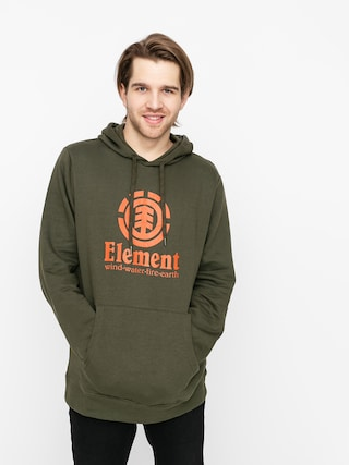 Element Vertical HD Hoodie (forest night)