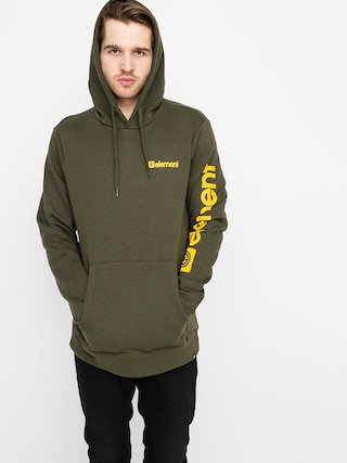 Element Joint HD Hoodie (forest night)