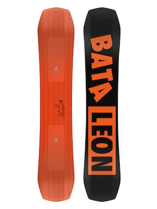 Bataleon Global Warmer Snowboard (black/orange)