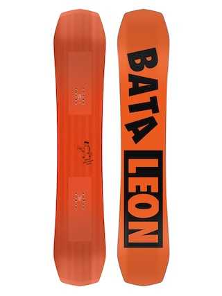Bataleon Global Warmer Snowboard (orange/black)