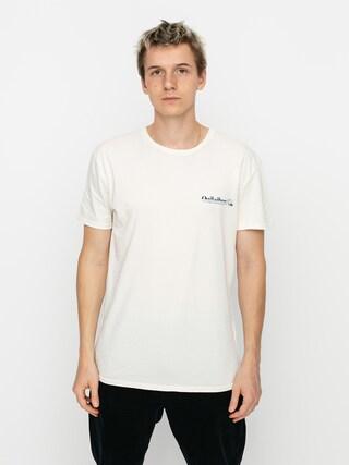 Quiksilver Sun Damage T-shirt (snow white)