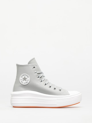 Converse Chuck Taylor All Star Move Shoes Wmn (grey/white)