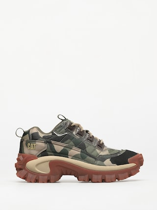 Caterpillar Intruder Shoes (green camo)