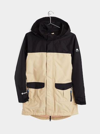 Burton Gore Tex Eyris Snowboard jacket Wmn (true black/irish cream)