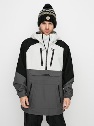 Volcom Brighton Pullover Snowboard jacket (grey)