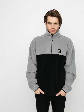 Nervous Goldhead Fleece (grey/black)