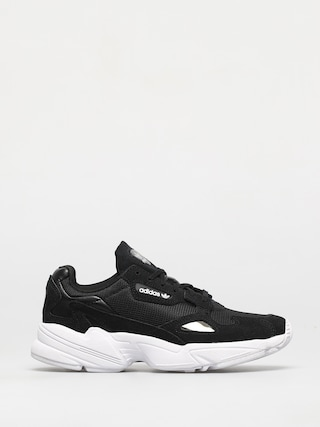 adidas Originals Falcon Wmn Shoes (cblack/cblack/ftwwht)