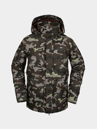 Volcom Anders 2L Tds Snowboard jacket (army)
