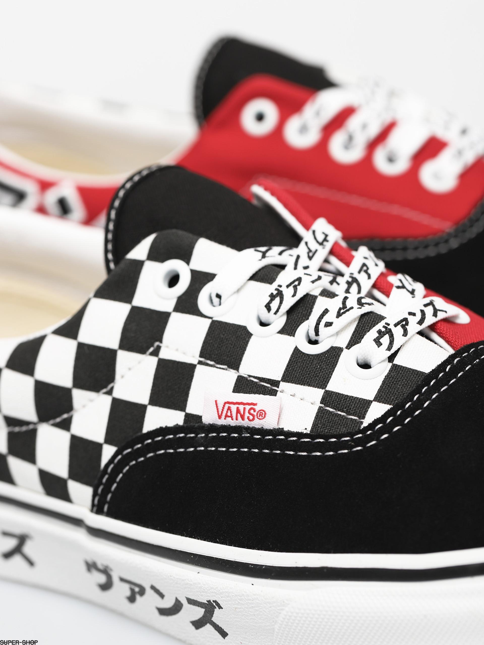 Vans Era Shoes (japanese type/bkrgrdtrwt)