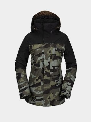 Volcom Leda Gore Tex Snowboard jacket Wmn (service green)