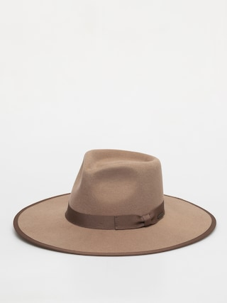 Brixton James Fedora Hat Wmn (fawn)