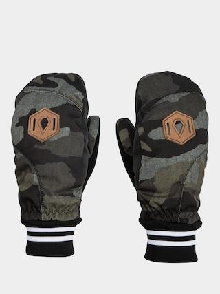 Volcom Bistro Mitt Gloves Wmn (service green)