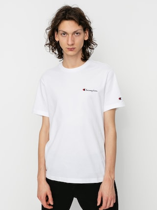 Champion Crewneck 214727 T-shirt (wht)
