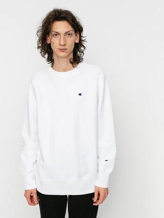 Champion Crewneck Sweatshirt 215215 Sweatshirt (wht)