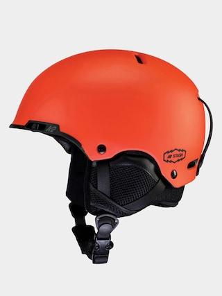K2 Stash Helmet (true red)