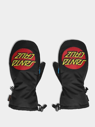 ThirtyTwo Santa Cruz Mitt Gloves (black/blue)
