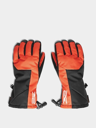ThirtyTwo Lashed Gloves (black/orange)