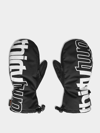 ThirtyTwo Corp Mitt Gloves (black/white)