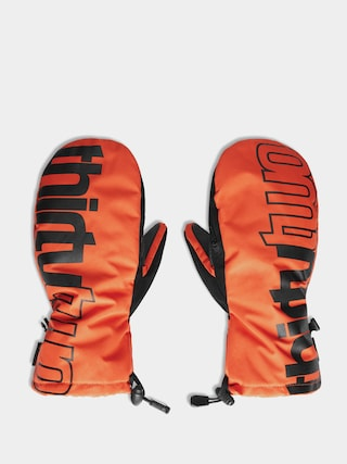 ThirtyTwo Corp Mitt Gloves (orange)