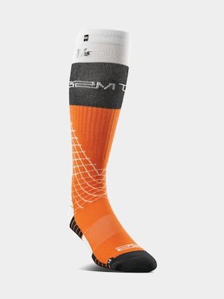 ThirtyTwo Signature Merino Socks (orange)