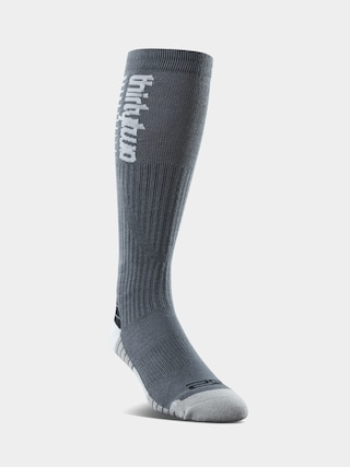 ThirtyTwo Tm Merino Socks (charcoal)