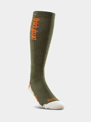 ThirtyTwo Tm Merino Socks (army)